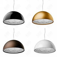 Wholesale Light Projecting Sky - Lustres Classic Sky Garden pendant light 4 colors led e27 resin novel creative Trim Project Italy In The Air Pendant Lamps 1804