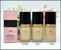 Wholesale Foundation Coverage - NEW Makeup Born This Way COVERAGE Foundation Liquid 3 color 30ML DHL Free shipping+GIFT