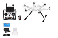 Wholesale Walkera Transmitter Battery - Walkera TALI H500 RC Drone Hexacopter With DEVO F12E Transmitter Battery and Charger RTF Radio Controller Set for FPV F09068