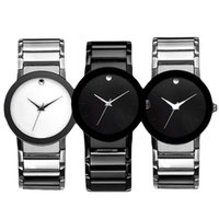 Wholesale Delicate Watches - S5Q Men's Classic Cool Alloy Stainless Steel Analog Quartz Delicate Wrists Watch AAAEYZ