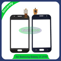Wholesale Galaxy Ace Touch - 4.3 inch J110 TP for Samsung Galaxy J1 Ace J110 Touch Screen Panel Digitizer Sensor Lens Glass Replacement Parts
