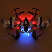 JJRC H20 Nano Hexacopter Mini Drone con modalità CF / One Key Return 2.4G 4 Ch 6-Axis Gyro RTF Elicottero RC Quadcopter Giocattoli
