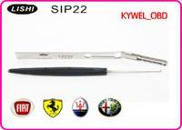 Wholesale car openers - LISHI SIP22 fiat, car door opener for fiat,Fiat inside milling,SIP22 lock pick tool free shipping