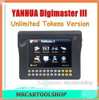 Wholesale Digimaster Full - [YANHUA Distributor] 2015 Original YANHUA Digimaster 3 Digimaster III Odometer Correction Master Unlimited Full Version 3 Years warranty