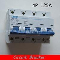 Wholesale Cheap Circuit Breakers - Wholesale-Cheap TOMZN 4p 125a dz47 Circuit Breaker Mcb Best IEC60947 IEC60898 Mcb 380v mini Circuit Breaker