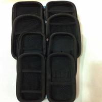 vape taşıma çantaları toptan satış-Elektronik Sigara Vape Taşıma Kılıfları Küçük / Orta / Büyük Fermuar Vaka X6 E Çiğ Renkli Ego Vaka Başlangıç Kiti