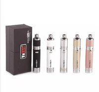 Wholesale Pen Technology - High quality Yocan Evolve Plus XL Wax Pen 1400mah Dab Pen Starter Kit with Silicon Jar Quad Technology Coil Free DHL