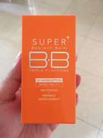 Wholesale Korean Anti Wrinkle Cream - New 2015 Hot orange super Plus Whitening anti wrinkle BB Cream sunscreen SPF50 korean faced foundation makeup concealer free shipping