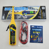 Wholesale Multi Tester Auto - Auto circuit tester Car Power Electric Circuit Fault Detector economy and multi-function repair tool