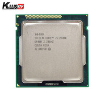 Intel i5 2500K Quad-Core 3,3 ГГц LGA 1155 Процессор TDP: 95 Вт 6 МБ кэш с графикой HD i5-2500k Настольный процессор