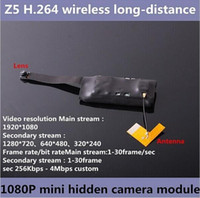 Wholesale Long Distance Security Cameras - 2015 Sale Promotion Indoor Outdoor Z5 1080p Wifi Camera Wireless Video Recorder Long-distance Module Diy Home Security Ip Mini free Shipping