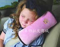 Wholesale Neck Cushions For Children - CHILD SLEEP headrest for car neck cushion leopard print
