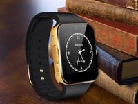 qualität gps uhr großhandel-Top-Qualität Android iPhone iwatch A8 + GT08 + Smart-SIM Intelligente Handy-Uhr kann den Schlafzustand GT08 Smartwatch Zeiterfassung sein