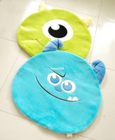 69 * 64 cm de Kawaii Monstruos University Suelo Cartoon Mat Pad Felpudo alfombrilla antideslizante cubierta TRD al por menor