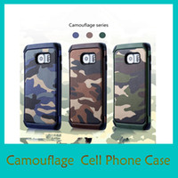 Fall für Apple Iphone 6s plus Samsung-Galaxie S5 mini CaseTPU + PC Armee camo Luxustarnung 2 in 1 hybird rückseitige Abdeckung für iphone5