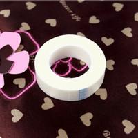 Wholesale Paper Medical - Hot Sale 5 Rolls Lot Professional False Eyelashes Lash Extension Paper Medical Tape Under Eyelash Tape Makeup Tools