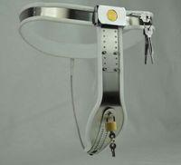 Wholesale Steel Enforcer - Female Fully Adjustable Model-T Stainless Steel Premium Chastity Belt the Enforcer Chastity Device