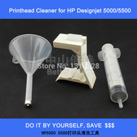 Wholesale Printhead Cleaning Kits - 1 Set Printhead Cleaning Kit for HP DesignJet 5000 5500 5100 1050 1055
