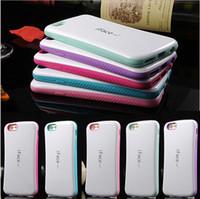 en yeni durumlar iphone 5s toptan satış-Yeni Renkli iPhone6S 6 S Artı iFace Durumda 5 5 S 5C 4 4 S Arka Kapak US01