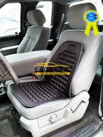 Wholesale Car Seat Therapy - Car Seat Cushion Mat Pad Car Seat Support Car Seat Cover Protector Magnetic Therapy Massage Acu-Beads For Office Home Chairs