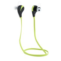 micrófono de cuello al por mayor-Andoer G6 Neck-strap Auriculares inalámbricos a prueba de sudor Estéreo Bluetooth 4.0 + EDR Auriculares con micrófono para Smart Phones Tablet PC