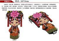 Wholesale Chinese Fridge Magnet - Fridge Magnet Chinese Characteristics Style New Refrigerator Magnet Stickers Special Offer Promotion