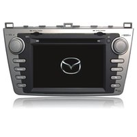 Wholesale Gps Navigation System Mazda - Car audio stereo system for MAZDA 6(2008-2012) with gps navigation car dvd