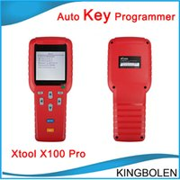 Wholesale Porsche Types - 2017 New Generation X100 Pro Auto Key programmer Online Update upgrade more Immobiliser types to 2015 type x-100 pro key maker DHL Free