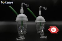 Wholesale Male Cup - Starbuck Dabuccino Cup With Free Quartz Banger 10mm 14mm 18mm Male Oil Rigs For Water Pipes Glass Bongs Oil Rigs Glass Water Filtra