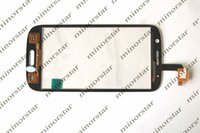 Wholesale Original Thl W8 - Wholesale-New original Touch Screen Digitizer For THL W8+ beyond 1920*1080 MTK6589T ROM 16G Cell phone White