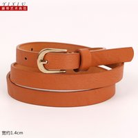 Wholesale Little Girls Fashion Belts - Fashion Accessories Little girl Small Floral belt leather belts waistband Girdle All match nice gift for women ladies Children
