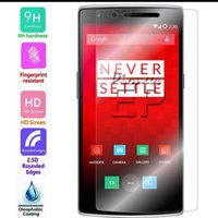 Wholesale One X Screen - Oneplus Oneplus X Two Oneplus One Tempered Glass Screen Protector 0.2MM 9H 2.5D Arc Glass Explosion Proof With Retail Package free DHL