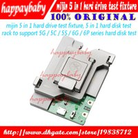 5 in 1 HDD hard disk test stand Riparazione per iphone 5G 5 S 5C 6G 6 P SE NAND Flash Memory CHIP IC scheda madre dispositivo Tester