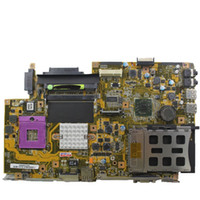 Wholesale Asus X51rl - X51RL laptop motherboard mainboard REV 2.0 DDR2 ATX VGA Double Stock (Integrated) Test 100% good work