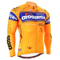 Wholesale Bmx Pants - Wholesale-701  MTB BMX Long Sleeve Cycling Jersey & Pants Men's Racing Riding Tops & Bottoms Mountain Road Bike Bicycle Clothing