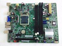 Wholesale Desktop Motherboard For Acer - H57D02 Desktop Motherboard For ACER SX2851 DESKTOP PLACA BASE LGA 1156 S1156 MB.GB409.001 MICRO-ATX Motherboards