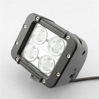 Wholesale Bar Worklight - 4.6 Inch 40W CREE LED Work Light Bar Flood Spot IP67 For OffRoad Tractor ATV SUV LED Worklight bar Fog Lights