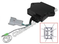 Wholesale Atv Cdi - Wholesale- 8 Pin CDI JCL BuYang Linhai Xingyue 250cc 260cc 300cc SCOOTER ATV YP VOG Buggy Reverse