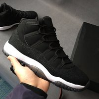 Wholesale Woman Shoes Size 43 - With box 11 XI Low PRM Heiress black gold Men Basketball Shoes women Sports Sneakers trainers 11s low best quality size 36-43