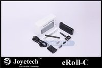 Wholesale Eroll Black - 100% Original Joyetech Eroll-C Starter Kit 1000mah PCC Capacity E Cigarettes Joyetech Eroll C