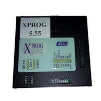 Wholesale Eeprom Read Write - Newest XPROG-M V5.56 ECU Programmer with USB Dongel XPROG BOX 5.56 EEPROM read and write