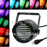 Gros-gratuit shippingDMX Par Led pour DJ Clubs effet d'étape ShowsProfessional 86pcs LED PAR Light (HIGH POWER) rty Afficher