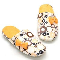 Wholesale Ms Homes - Wholesale-Ms. Foreign Trade Cotton Slippers Home Slippers Winter Slippers Soft Bottom Wholesale Factory Direct CS9111