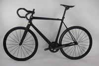 Wholesale Di2 Complete - 2015 carbon complete bikes carbon fiber T1000 carbon road complete bike bicicleta bicycle carbon road bikes fit DI2 Mechanic