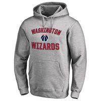 Wholesale Green Wizard - 17-18 season basketball WASHINGTON WIZARD Hoodies 2 WALL 3 BEAL any CUSTOM NAME AND Number SWEATTHIRTS