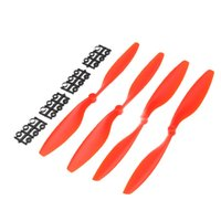 "Wholesale Rc Multi Copters - 2 Pairs APC Carbon Nylon 10x4.5"" 1045 CW CCW Propeller for DJI F450 500 F550 FPV Multi-Copter RC QuadCopter order<$18no track"