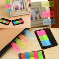 Paper Sticker Segnalibro Point It Marker Memo Flags Sticky Notes Index Pad Tab Sticky Notes Etichetta Scrapbooking Sticker