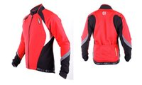 Gros-SOBIKE Cyclisme Costumes Fleece Veste d'hiver-Aurora Red Fleece Collant-Galaxy Hiver Fleece Sport Vélo Vêtements Bicicleta