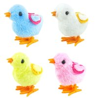Wholesale Clockwork Chickens - Cute Wind-up Chicken Suitable For KidS Classic Baby Toys Walking Toys Clockwork Developmental High New Kids Toddler F20