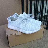 2016 Scarpe uomo 350 Boost donne Moonrock Running Shoes Athletic Stivali delle scarpe da tennis bassa con scarpe sportive Box glitter2009